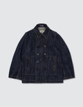 Junya Watanabe Poem Denim Jacket Picture