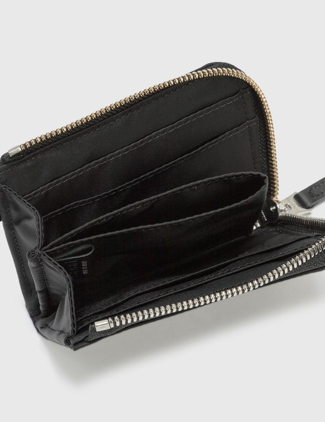 Sacai Sacai x Porter Nylon Coin Purse Black Men