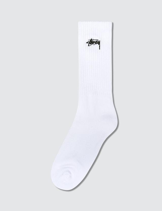 Stussy Samll Stock Crew Socks