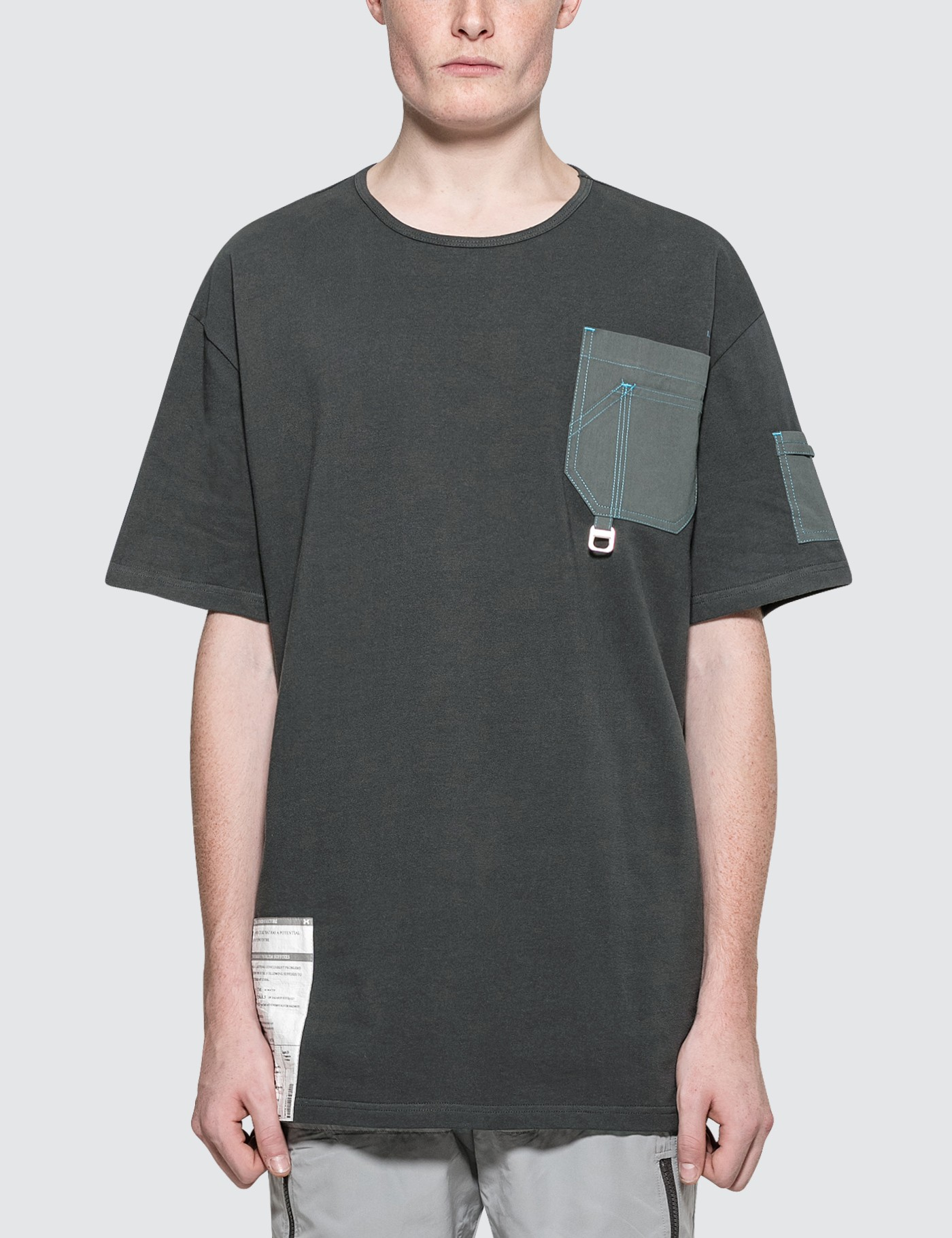 """C2H4 Los Angeles """"Workwear"""" S/S T-Shirt Picture"""