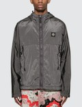 Stone Island Nylon Metal Watro Ripstop Hooded Jacket Picture