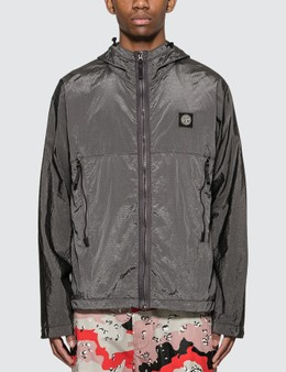 Stone Island Nylon Metal Watro Ripstop Hooded Jacket