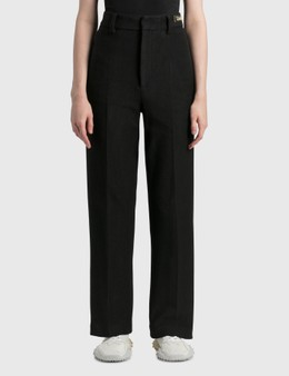 We11done Basic Zurry Trousers