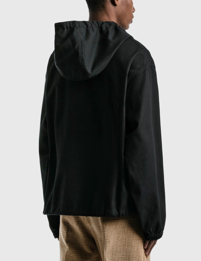 Acne Studios Anorak Jacket Black Men