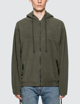Faith Connexion Fleece Hooded Shirt