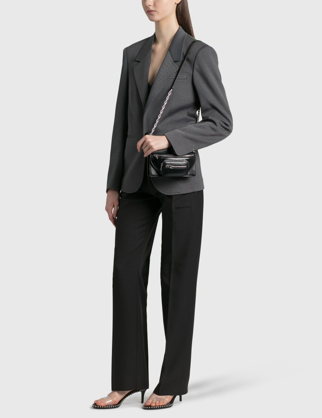 Random Identities Sister Blazer Grey Women