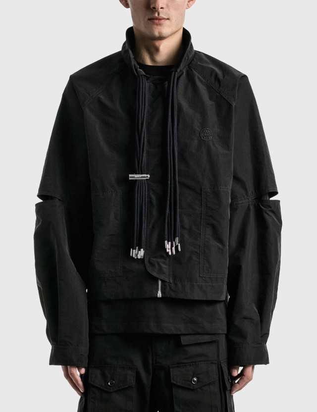 Ambush Multicord Nylon Jacket Black Men