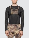 1017 ALYX 9SM Minimal Chest Rig Mty0001-camo Green Men