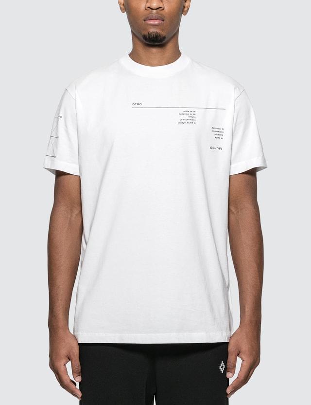 Marcelo Burlon Abstract T-Shirt