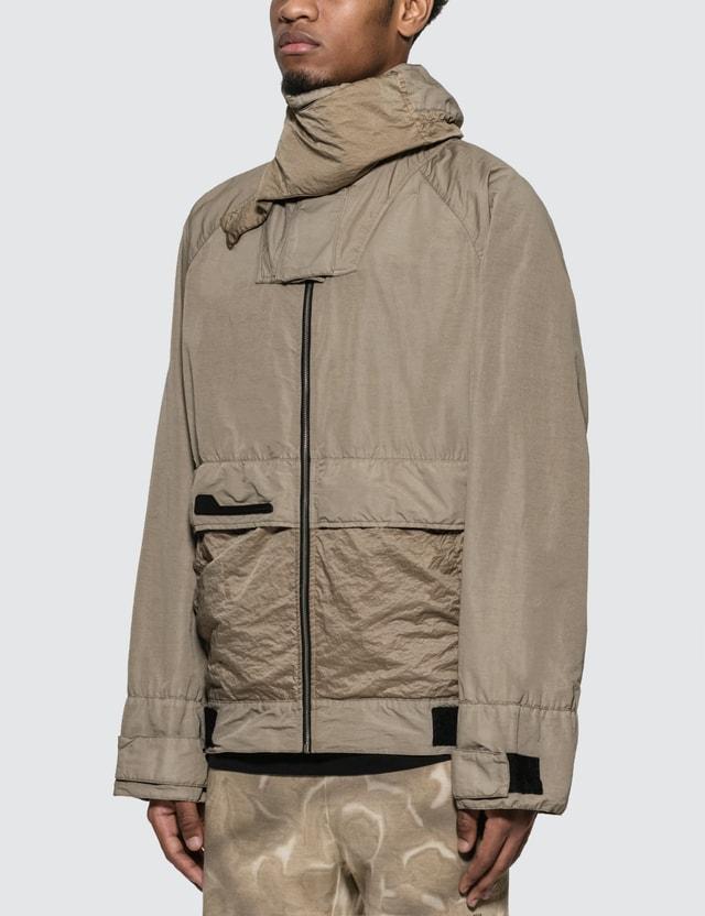 1017 ALYX 9SM Night Crawler Jacket Beg0005-dark Tan Men