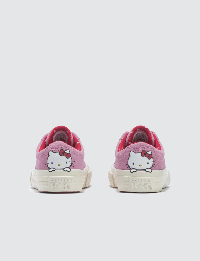 3803beb71ea9d0 ... Converse Hello Kitty One Star Youth