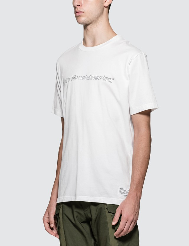 White Mountaineering Printed T-Shirt