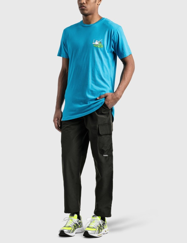 RIPNDIP Teenage Mutant T-Shirt Blue Men