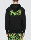 SSS World Corp Fire Dollar Fire Sweater Black Men