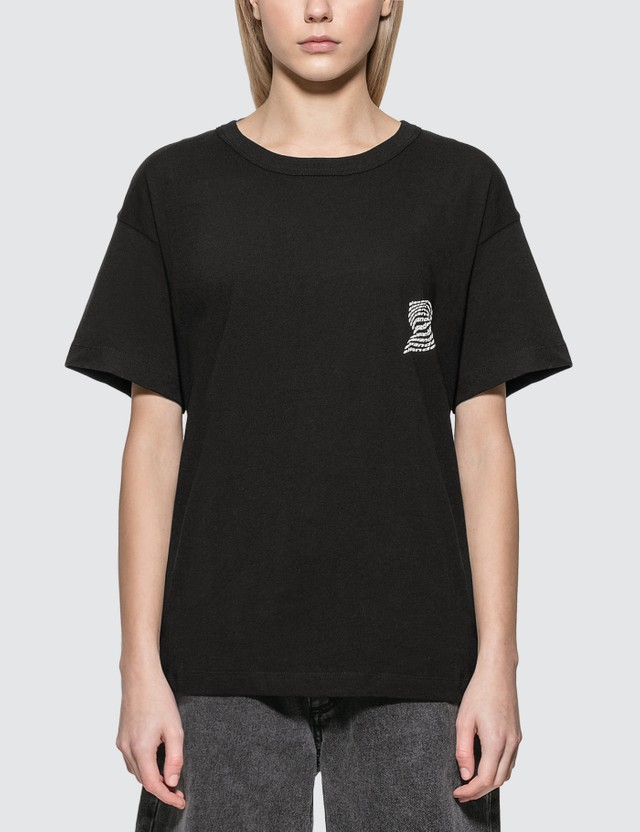 Alexander Wang.T High Twist Jersey T-shirt