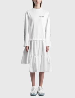 Palm Angels Logo Track T-Dress