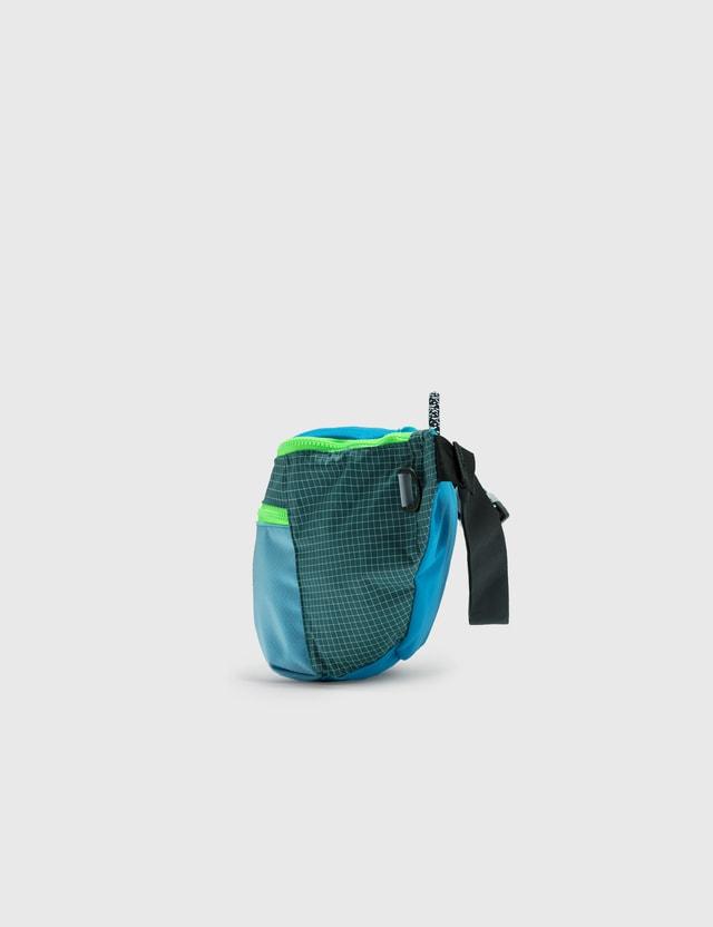 Nike Tech Waist Pack Laser Blue/dark Teal Green/black Men