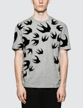 McQ Alexander McQueen Dropped Shoulder S/S T-Shirt Picture