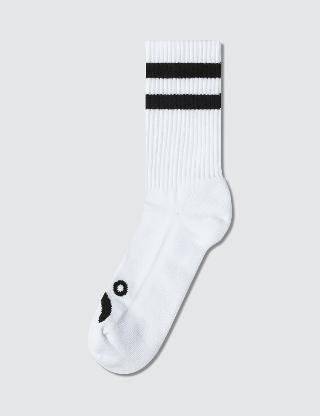 Polar Skate Co. Happy Sad Socks