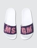 MSGM 2-Tone Drip Pool Slide
