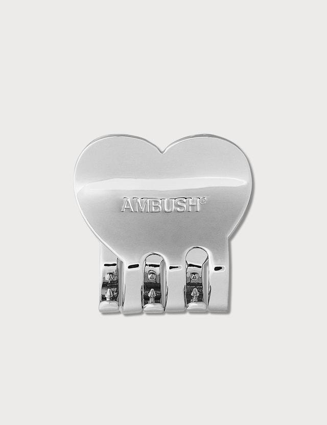 Ambush Heart Hair Clip Large