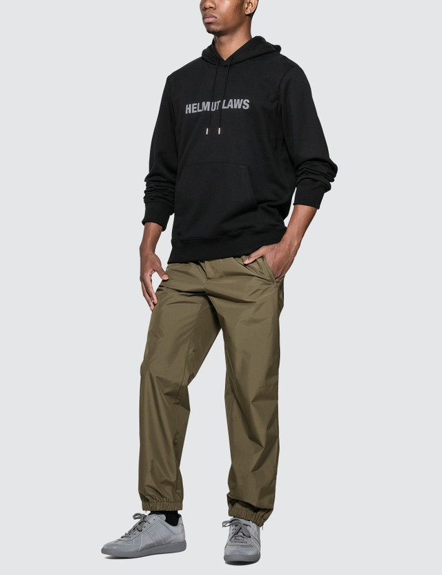 Helmut Lang Pull On Track Pants