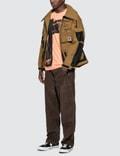 Flagstuff Bomber Duck Jacket