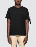 JW Anderson Single Knot S/S T-shirt Picture