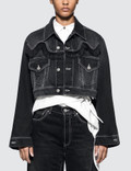 Ganni Rienzi Denim Jacket Picture