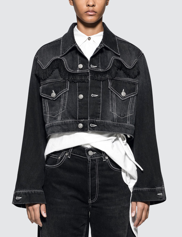 Ganni Rienzi Denim Jacket