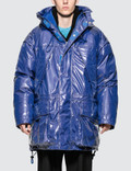 Maison Margiela Oversize Show Puffer Jacket Cordura With Membrane Picture