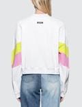 MSGM Sport Intarsia Sweatshirt Picutre