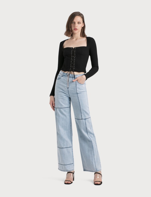I.AM.GIA Orion Pants Blue Women