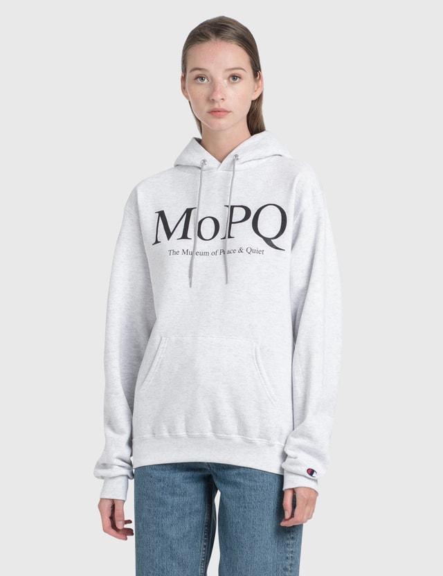 Peace & Quiet MoPQ Hoodie Ash Women