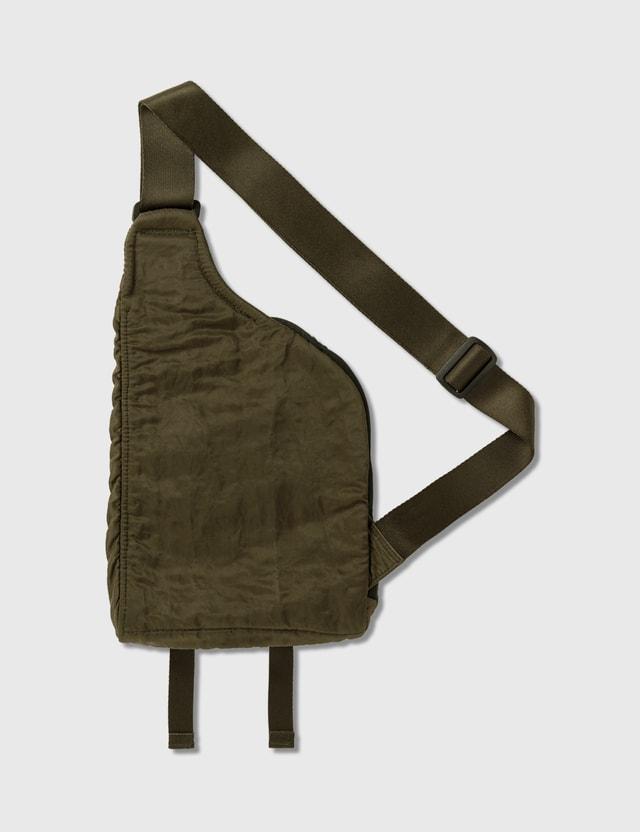CP Company Garment Dyed Lens Shoulder Bag