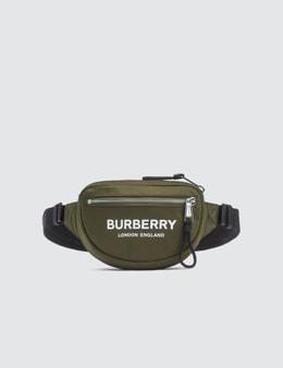 Burberry Small Logo Print Bum Bag Picture
