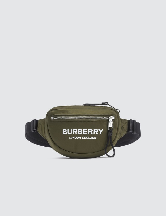 Burberry Small Logo Print Bum Bag