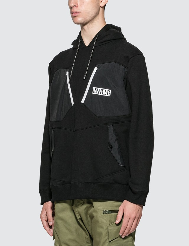 White Mountaineering Hooded Parka