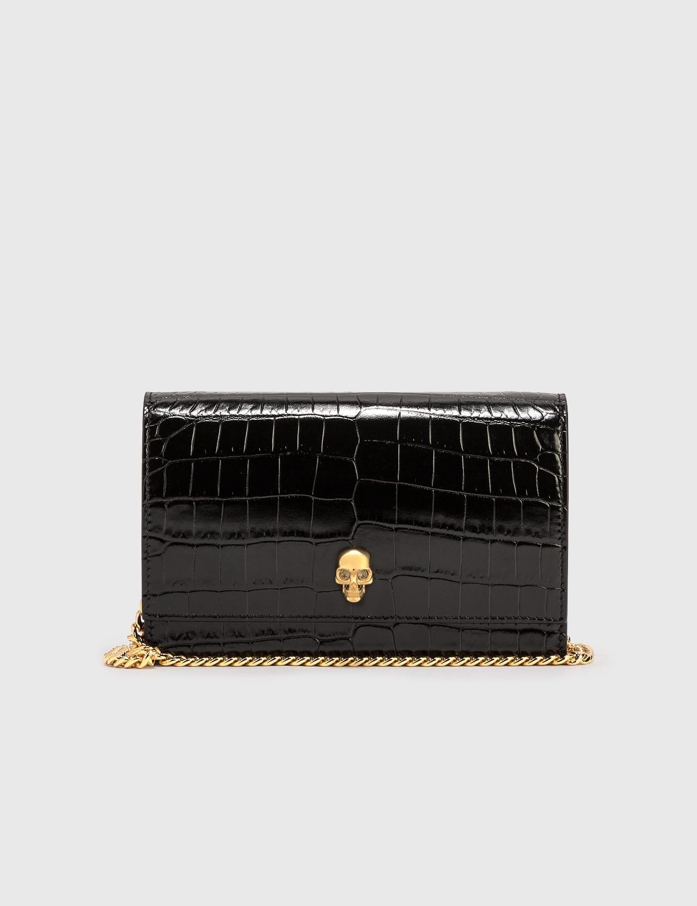 알렉산더 맥퀸 Alexander McQueen Skull Mini Bag