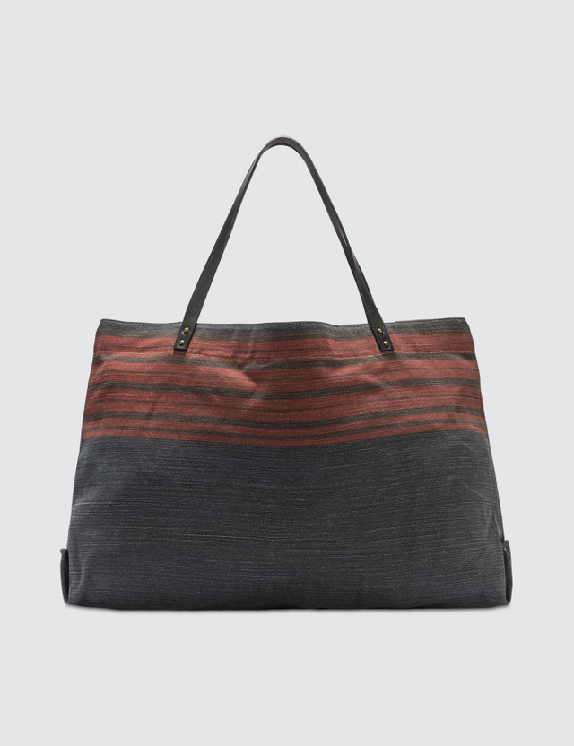 Visvim Kayenta Tote Bag Brown Archives