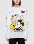 GCDS Mm Nascar Long Sleeve T-shirt Picture