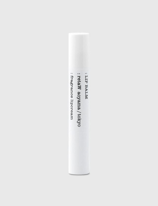 Retaw retaW x Fragment Design Lip Balm White Unisex