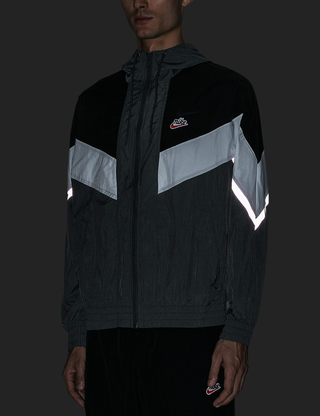 Nike Nike Sportswear Windbreaker Iron Grey/black/white Men