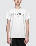 Helmut Lang Logo Hack S/S T-Shirt Picture