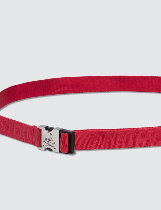 Mastermind World Webbed Logo Belts