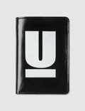 "Undercover Undercover Logo ""u"" Wallet Picutre"