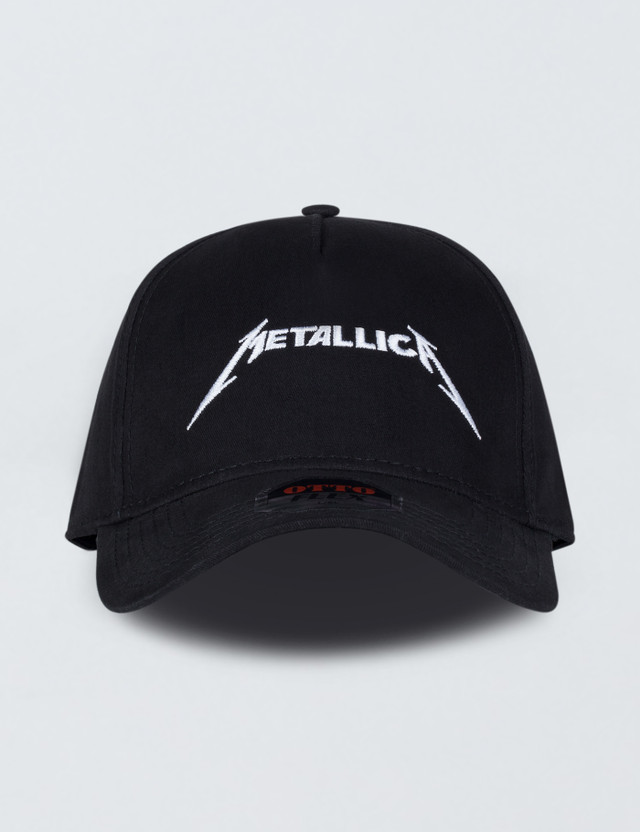 Tour Merch Metallica Logo Cap