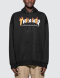Thrasher Flame Mag Hoodie Picture