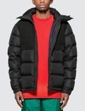 Moncler Removable Hood Nylon Down Jacket Picture