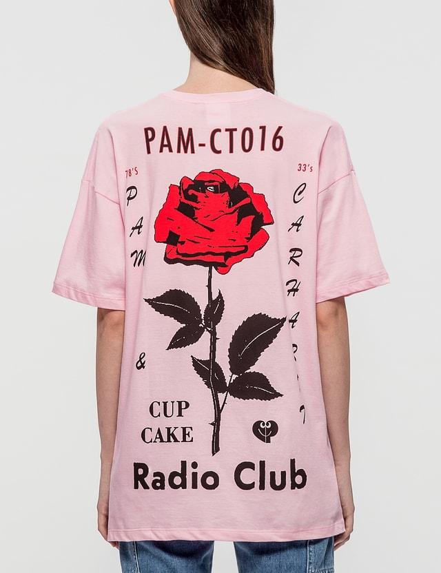 Carhartt Work In Progress Radio Club L.A. T-Shirt